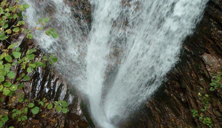 Die Reinbach-Wasserfälle