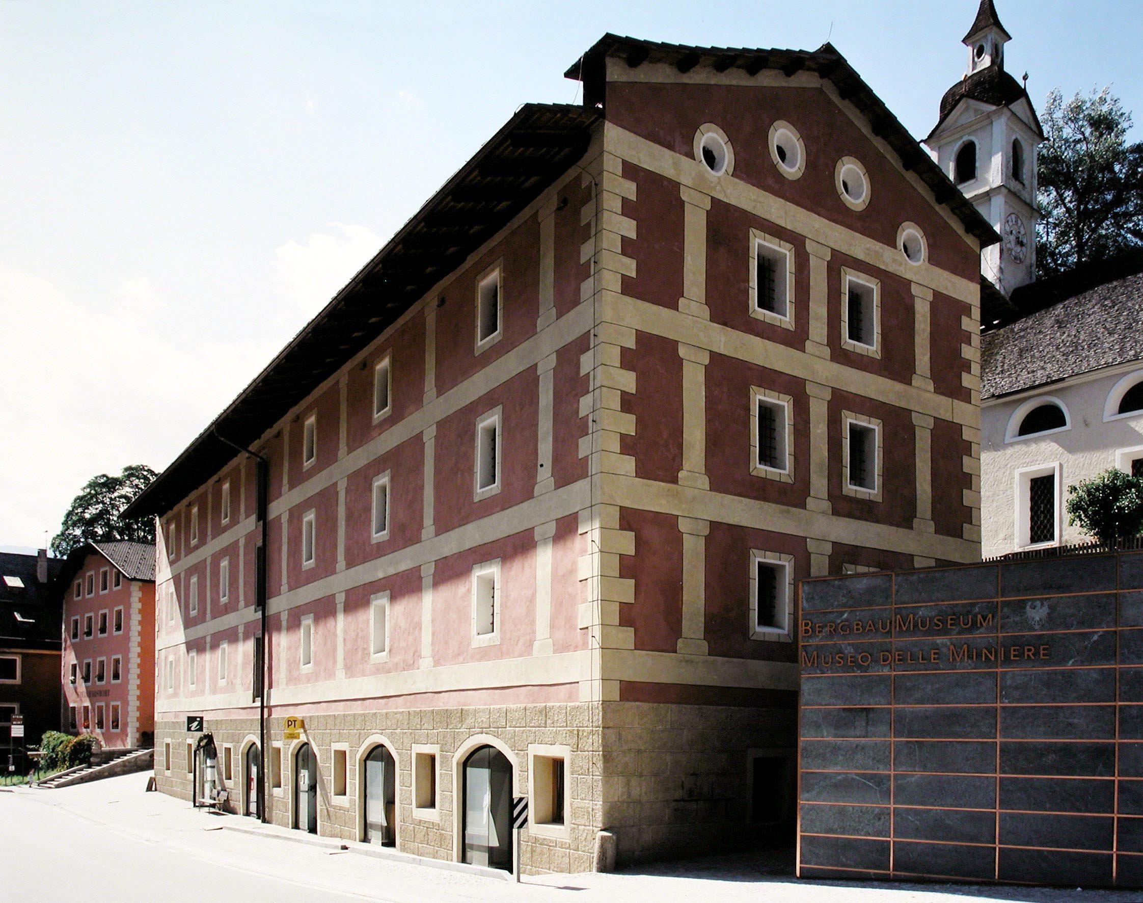 Museo delle miniere Granaio Cadipietra
