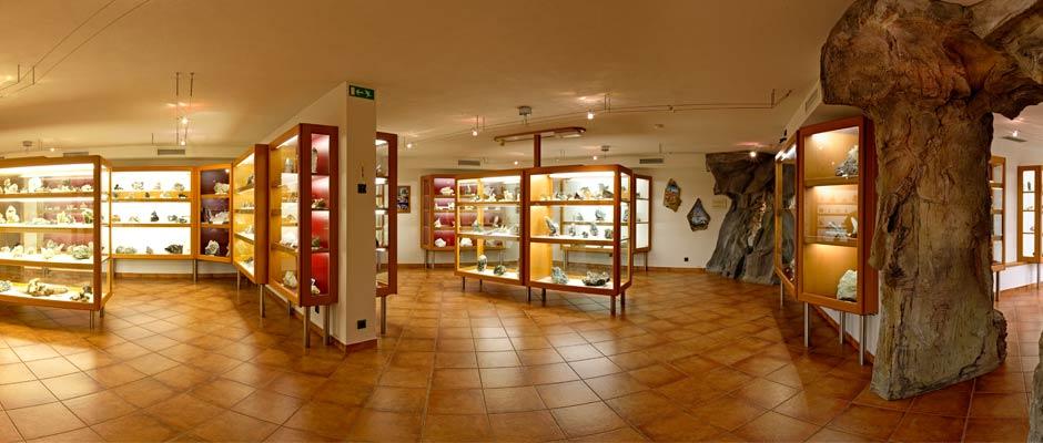 Mineralienmuseum St. Johann