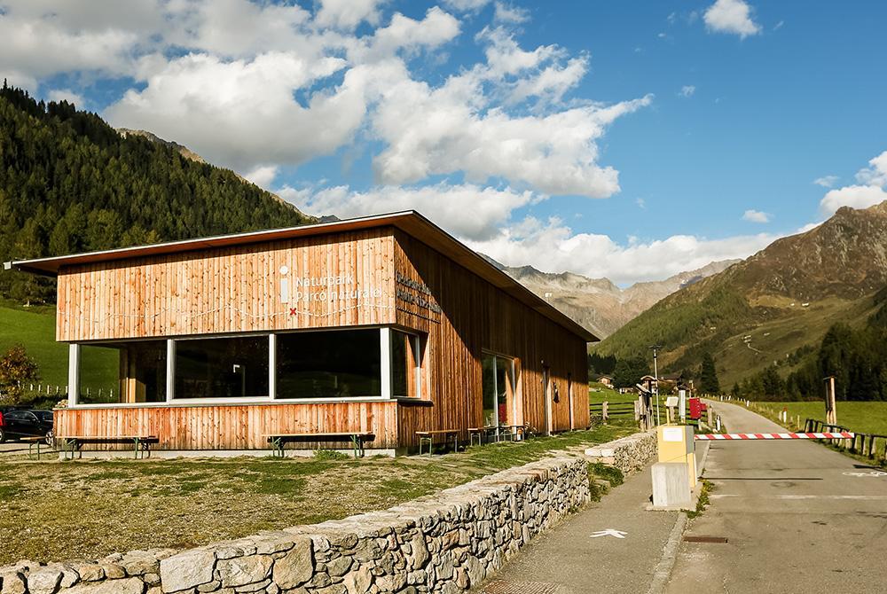 Naturparkhaus Kasern